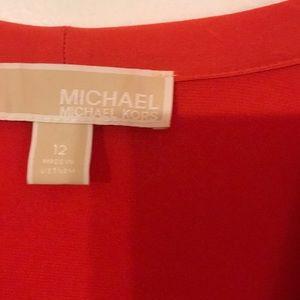 GORGEOUS MICHAEL KORS MAXI WRAP DRESS